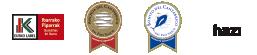 logotipos conserveras y Hazi